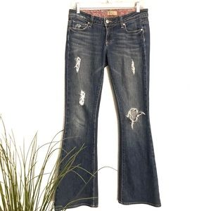 Paige Bell Canyon Flare Jeans